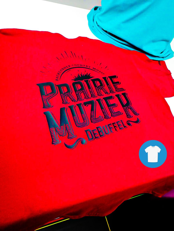 Signaal Bedrijfskleding // Debuffel // Bedrukken van Merchandise en T-Shirts