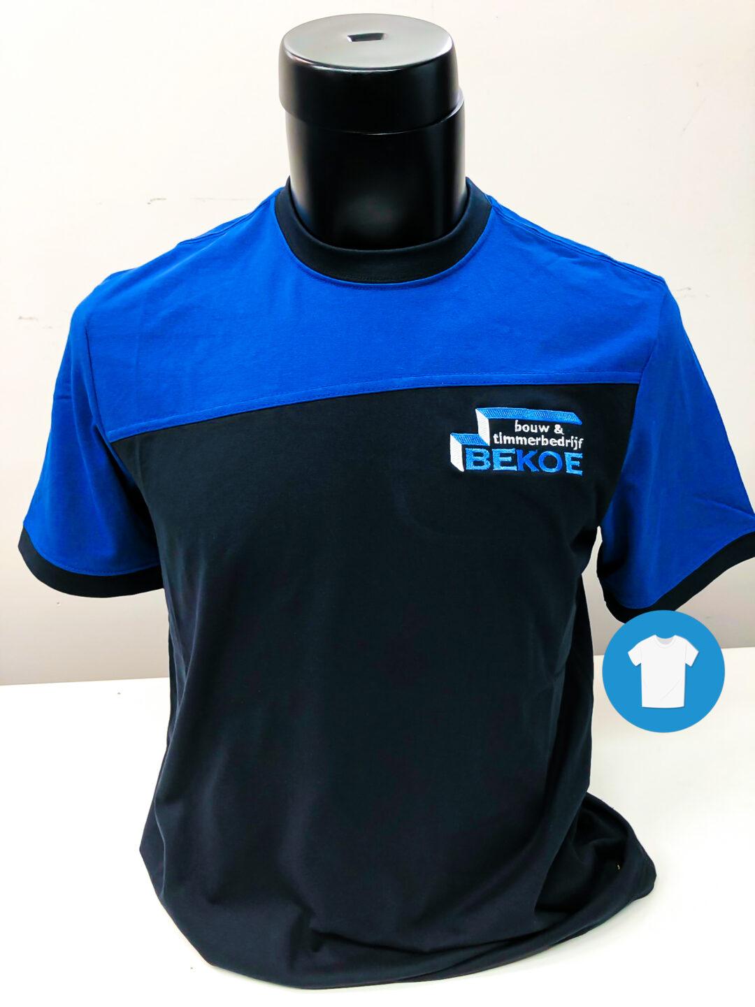 Signaal Bedrijfskleding // Bekoe // Werkkleding voorzien van een geborduurd borstlogo